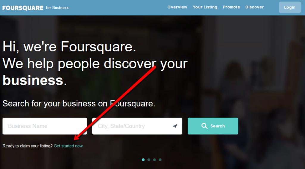 用 foursquare 建立反向連結