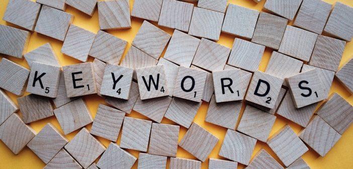 選關鍵字時常見的5個錯誤