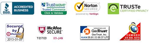 安全認證能提高網站信心
