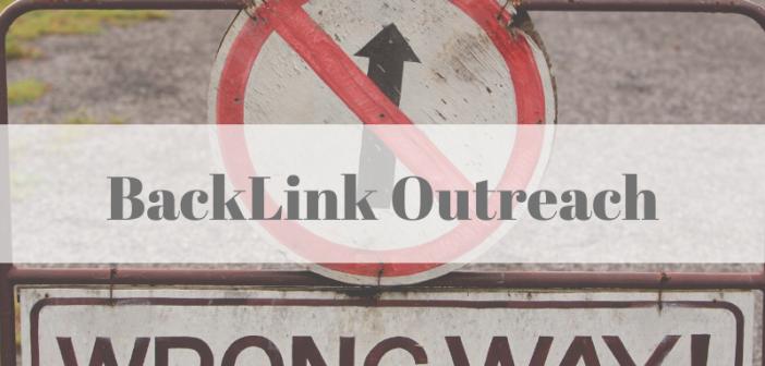 錯誤的 Backlink OutReach 示範 – 如何做才對?